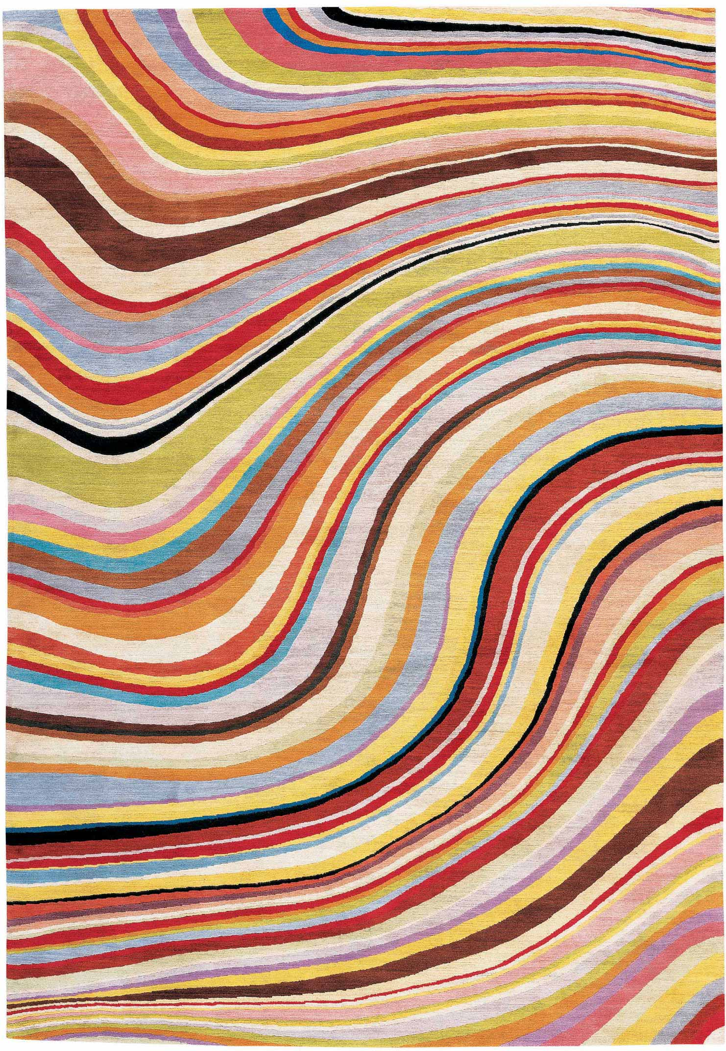 'Swirl' by Paul Smith for The Rug Company | Image used under Fair Use Doctrine