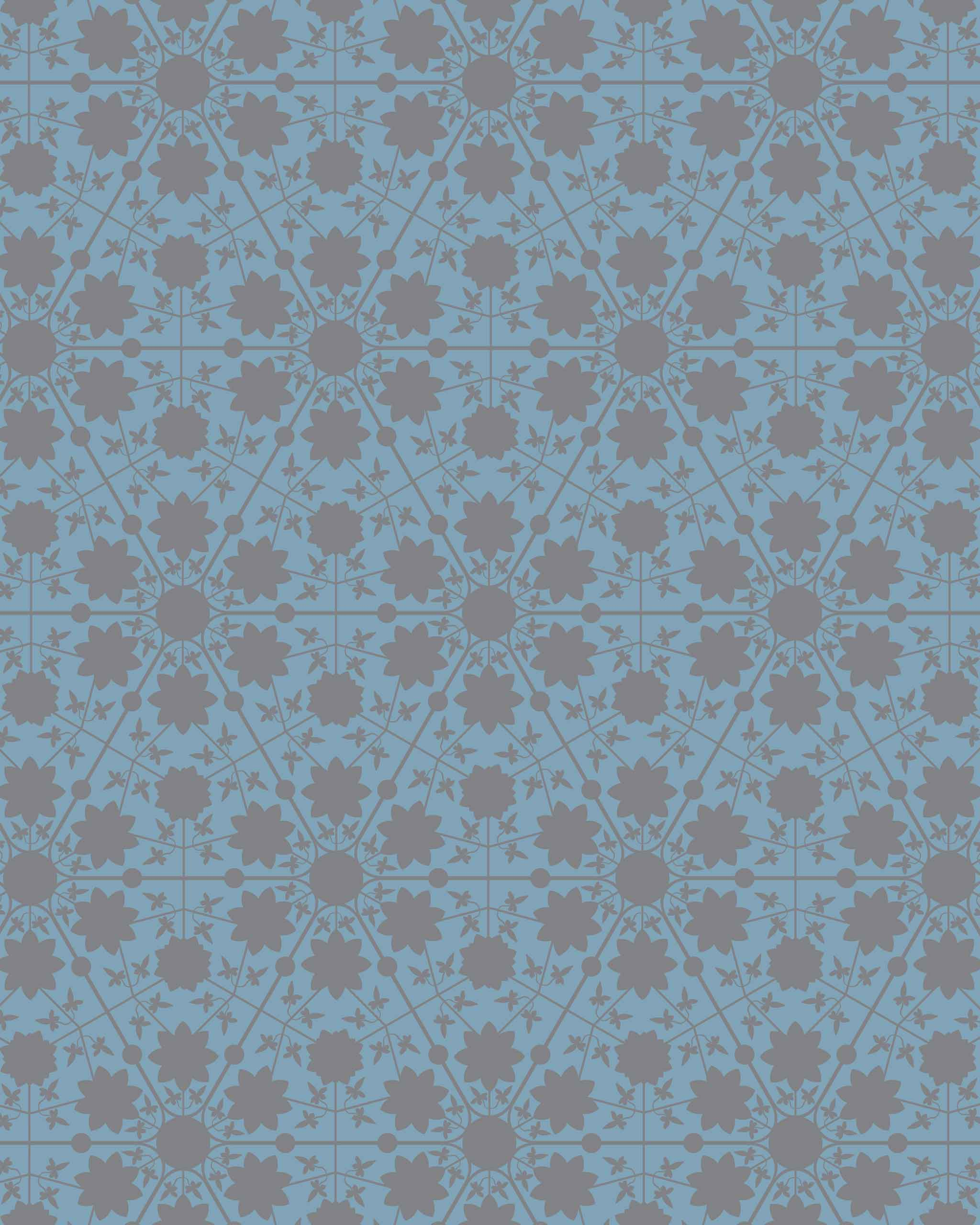 'Bouton' in colour 'Frost' as designed by Michael Christie for what was Red Spruce. | Image by the Ruggist.