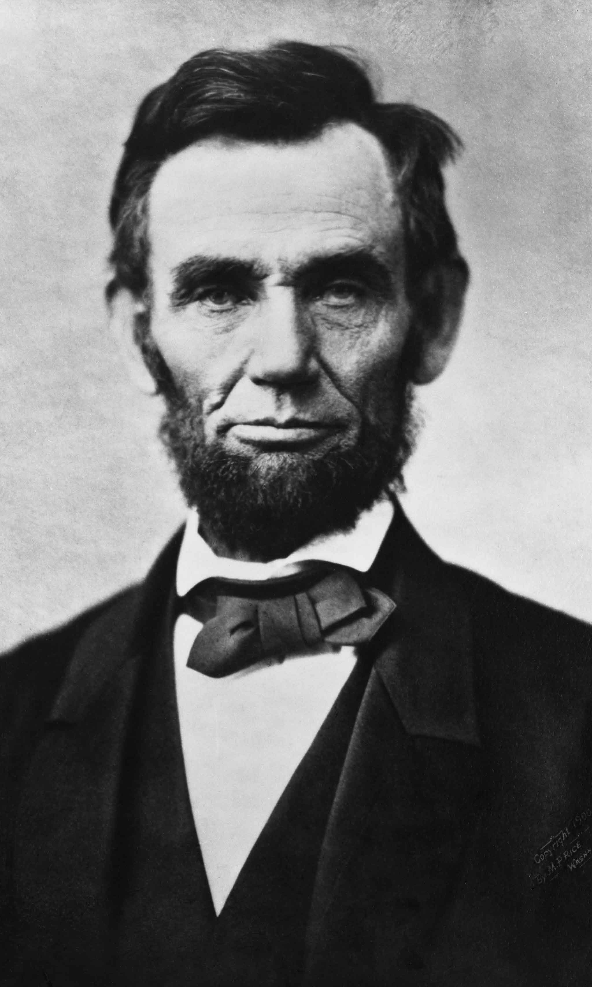 Portrait of Abraham Lincoln | Image courtesy of Wikipedia