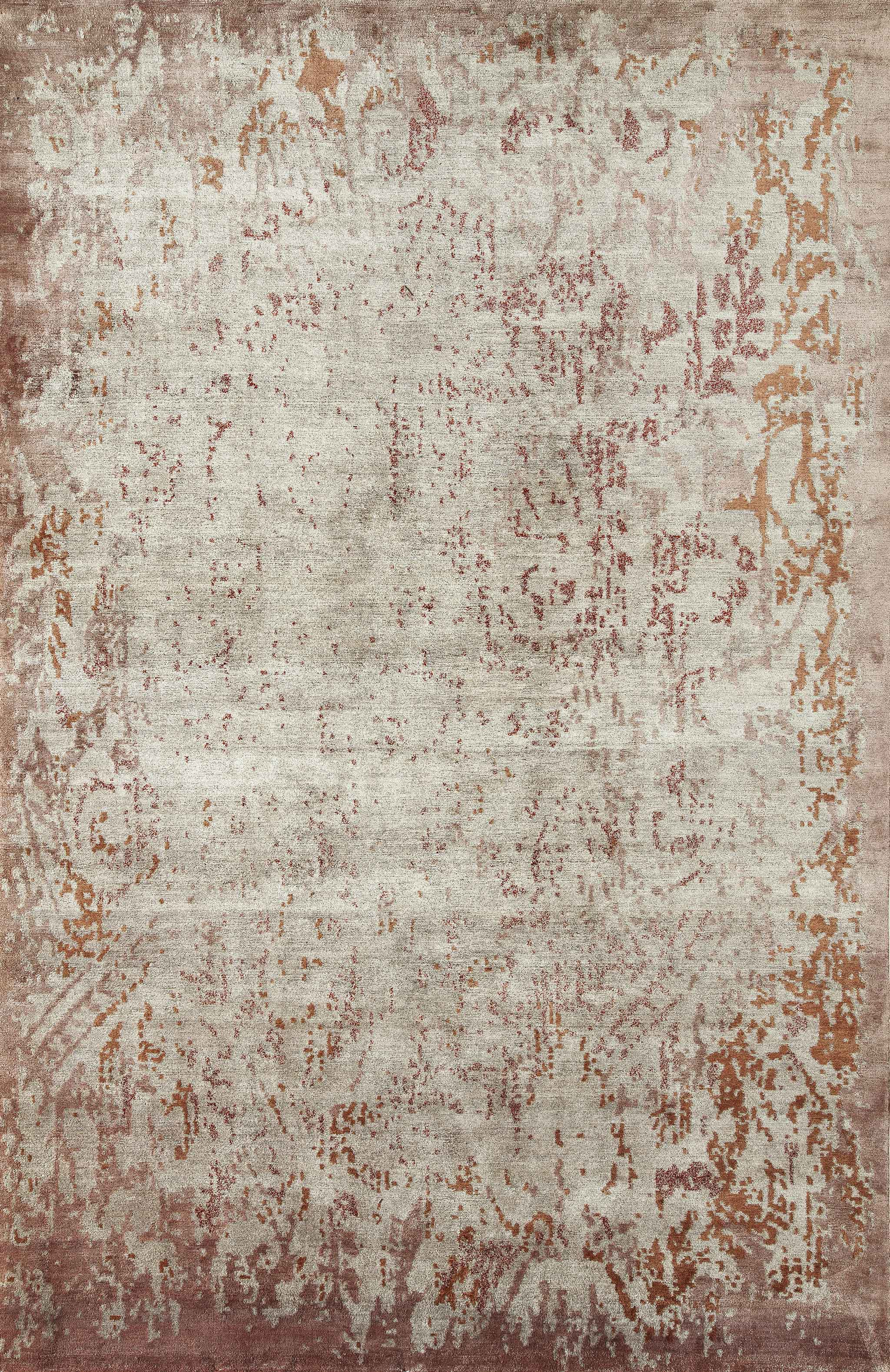 Un-Official Finalist, Best Transitional Design: Allure, Rug Art - www.rugart.nyc | Image courtesy of Rug Art/Domotex.