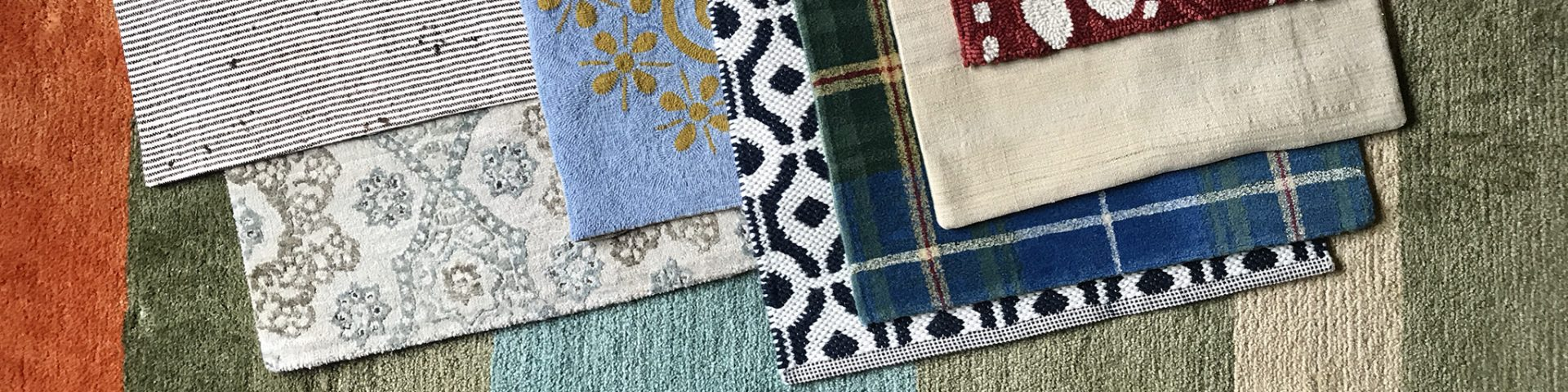 Hand and Handle are both terms that can be used to describe the feel of a carpet. In 'Touch Me: The Hand(le) of Carpets' The Ruggist explores the meaning of both.   Image by The Ruggist.