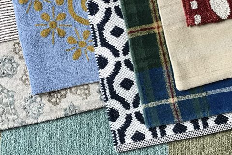 Hand and Handle are both terms that can be used to describe the feel of a carpet. In 'Touch Me: The Hand(le) of Carpets' The Ruggist explores the meaning of both. | Image by The Ruggist.