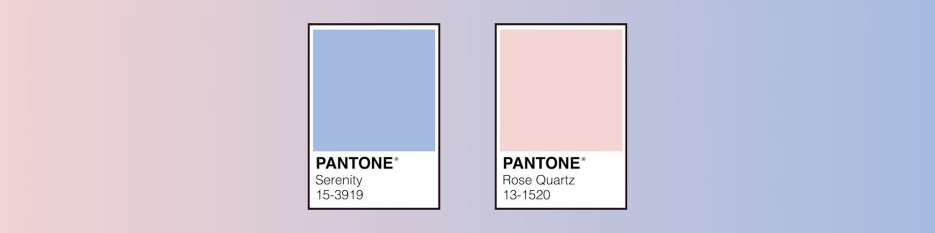 Pantone Colors of the Year 2016 | The Ruggist