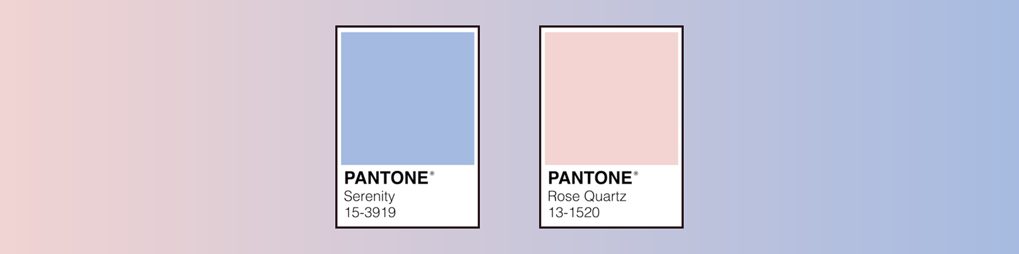 Uninspired Colour(s) of The Year 2016