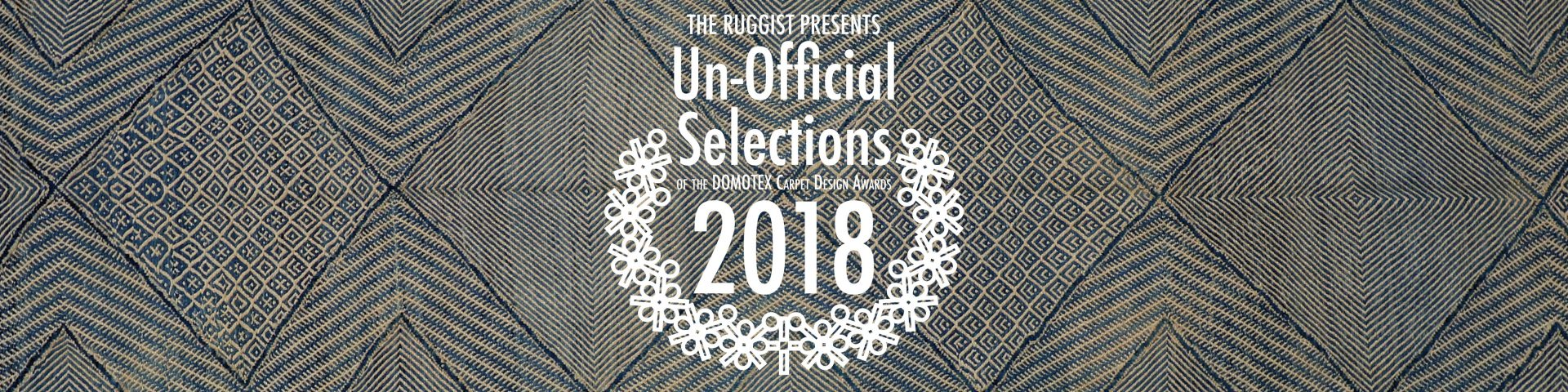 The Ruggist presents Un-Official Selections of the DOMOTEX Carpet Design Awards 2018. | Image of Moroccan Kilim courtesy of Bazar de Sud via DOMOTEX. | The Ruggist