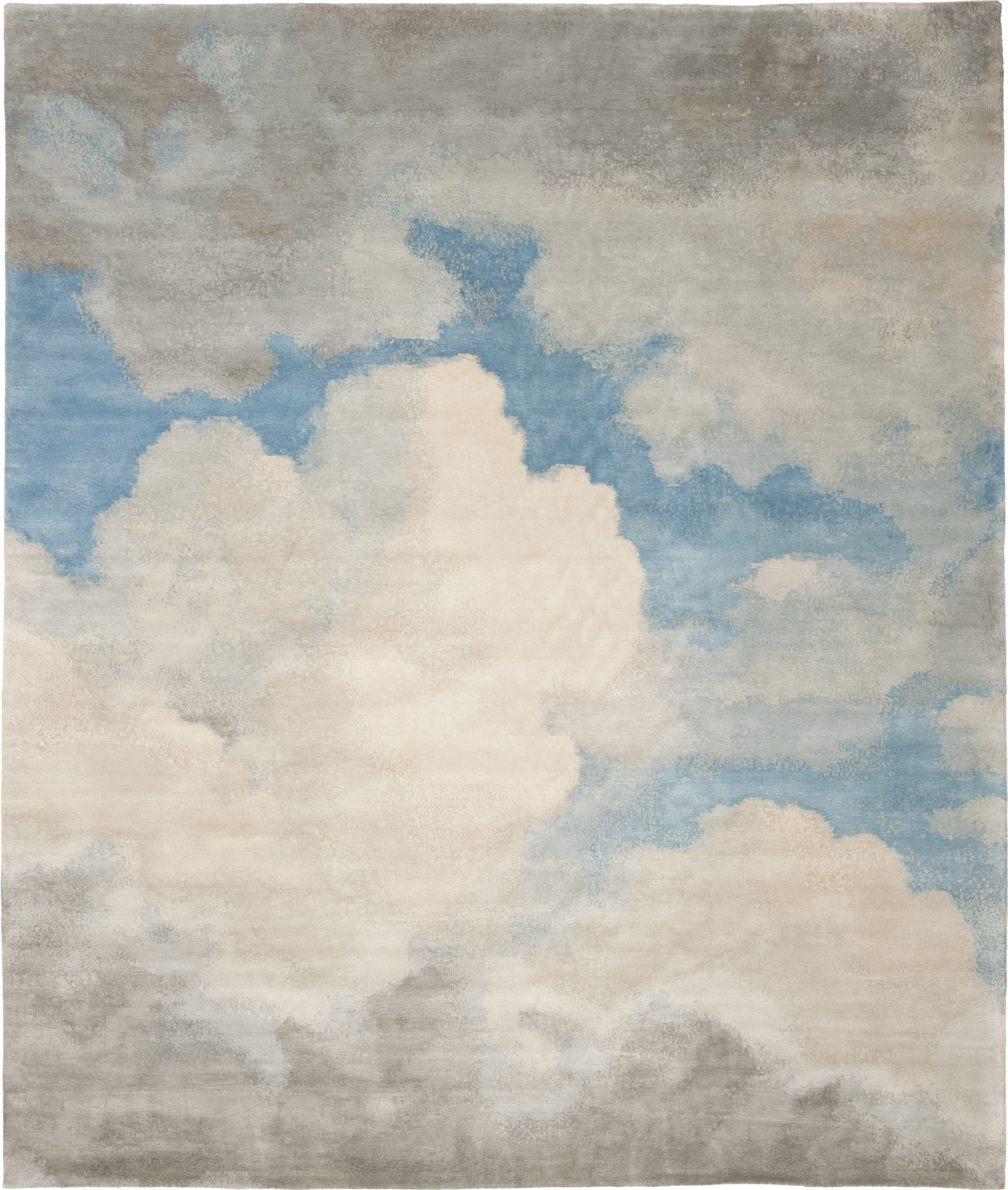 'Cloud' from the 'Heiter bis Wolkig' Collection by Jan Kath. 'Heiter bis wolkig' translates as 'partly cloudy' in English. | Image courtesy of Jan Kath