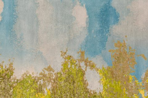 Jan Kath has introduced a new carpet named 'Magic View II' which is a fusion of Magic View and Cloud. | The Ruggist