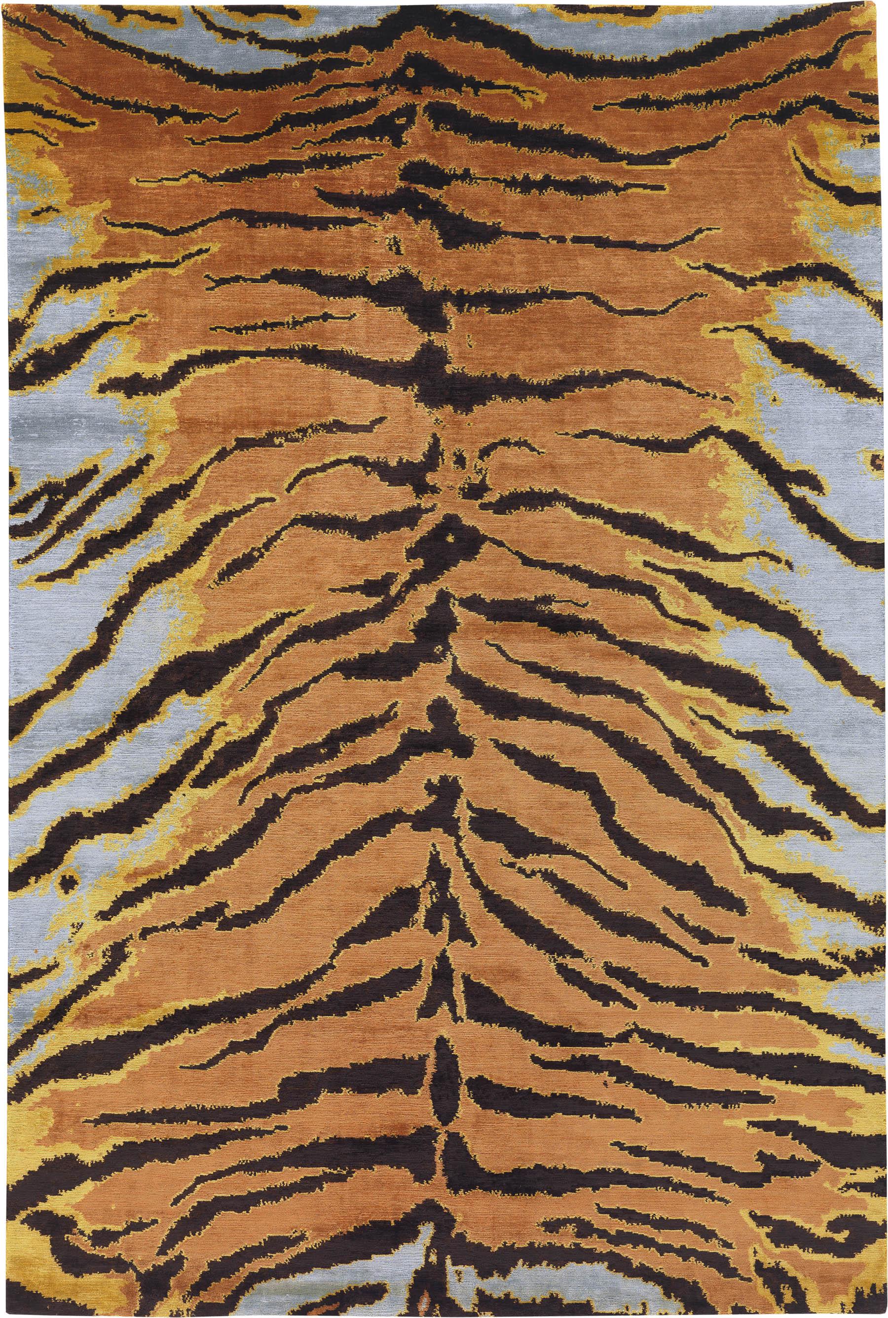 'Tiger' in colour 'Caramel' by Joseph Carini | Image courtesy of Joseph Carini.