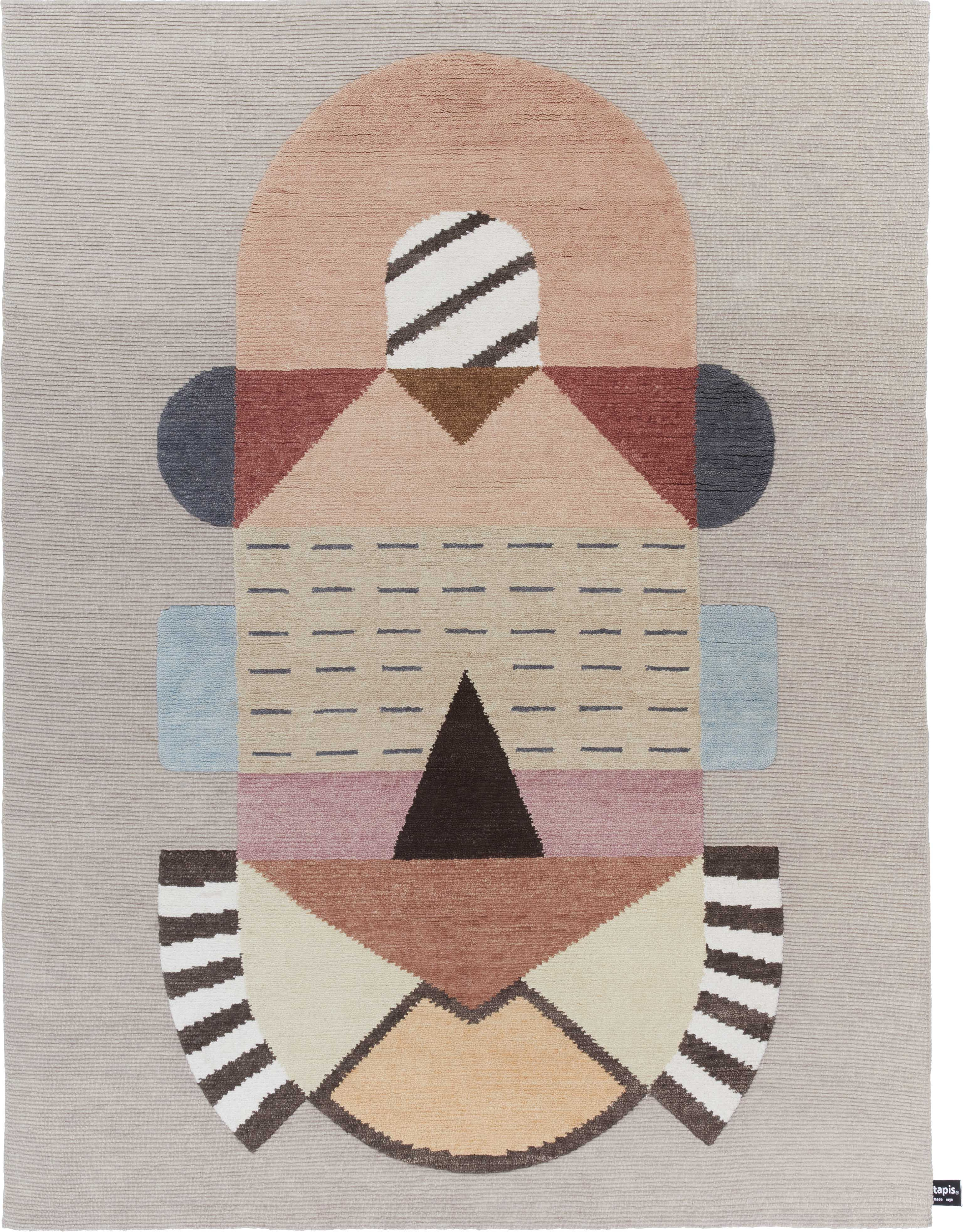 'Cartesio Standard' by Elena Salmistraro for cc-tapis. | Image courtesy of cc-tapis.
