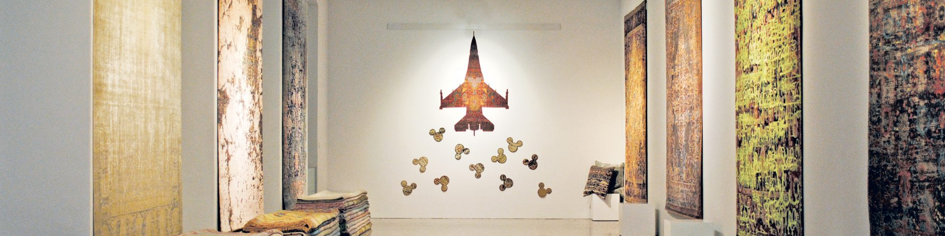 Make Rugs Not War - Carpets as Art, A Review - Jan Kath - The Ruggist